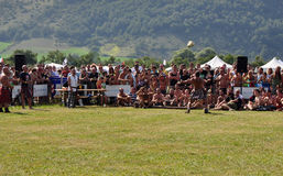 Montelago Celtic Festival Royalty Free Stock Photography