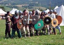 Montelago Celtic Festival Stock Image