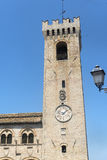 Montelupone (Marches, Italy) Royalty Free Stock Image
