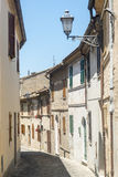 Montelupone (Marches, Italy) Stock Photo