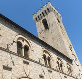 Montelupone (Marches, Italy) Royalty Free Stock Photography