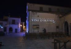 Montemarano, Irpinia (las TIC) Festival de vino 2015 Imágenes de archivo libres de regalías