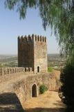 Montemor-o-Novo Castle Stock Image