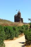 Montemor o Novo castle, Alentejo, Portugal Stock Image