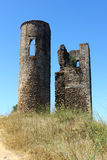 Montemor o Novo castle, Alentejo, Portugal Royalty Free Stock Image