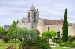 Montemor-o-Velho Castelo Arkivbilder