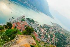 Montenegrin town Kotor Royalty Free Stock Image