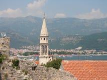 montenegro夏天 图库摄影