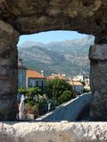 Montenegro. Summer in Montenegro, Adriatic sea Royalty Free Stock Photos