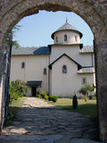 Montenegro. Summer. Travel. Montenegro. Moraca monastery Stock Photo