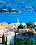 montenegro royalty-vrije stock fotografie