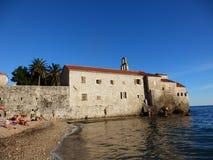 Montenegro royaltyfria bilder