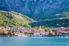 Montenegro royaltyfri foto