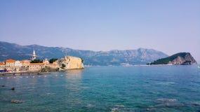 Montenegro Obrazy Royalty Free