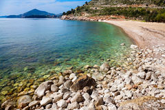 Montenegro beaches-4 Stock Image