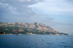 Montenegro berg Arkivbilder
