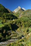 Montenegro bergen Royalty-vrije Stock Foto's