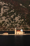 Montenegro, 'Boka Kotorska' church Stock Photography