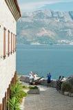 Montenegro. Budva zdjęcie stock