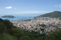 Montenegro, Budva stock afbeelding