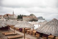 Montenegro, Budva imágenes de archivo libres de regalías