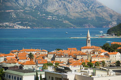Montenegro, Budva Royalty Free Stock Photo