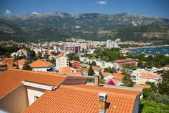 Montenegro, Budva Royalty Free Stock Photos