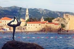 Montenegro Budva Royalty Free Stock Image