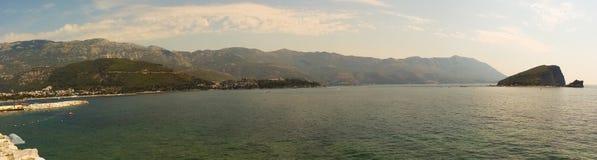 Montenegro, Budva Royalty Free Stock Photos