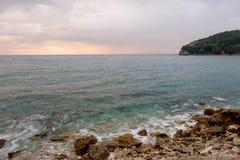 Montenegro, Budva Stock Images