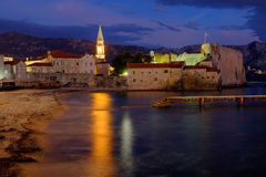 Montenegro, Budva Royalty Free Stock Images