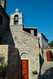 Montenegro church monastery Royalty Free Stock Photography
