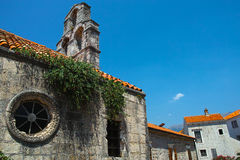 Montenegro church monastery Royalty Free Stock Photo