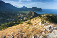 Free Montenegro. Coastal Mountain Landscape Stock Images - 37290564