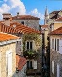 Montenegro, de Balkan, Europa. Royalty-vrije Stock Fotografie