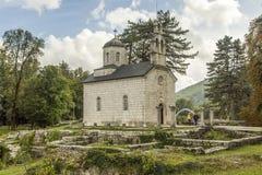 montenegro Der Nationalpark Durmitor Schwarzer See Stockbilder