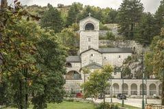montenegro Der Nationalpark Durmitor Schwarzer See Lizenzfreies Stockbild