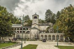 montenegro Der Nationalpark Durmitor Schwarzer See Lizenzfreies Stockfoto