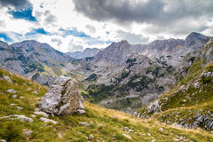 Montenegro, Durmitor Stock Photo