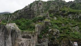 Montenegro, fortaleza Imagenes de archivo