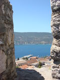 Montenegro. Herceg Novi stock photography
