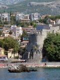 Montenegro. Herceg Novi Stock Image