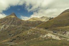 montenegro Het Nationale Park van Durmitor Stock Foto