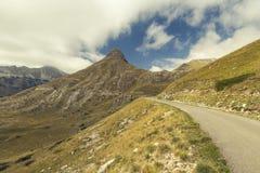 montenegro Het Nationale Park van Durmitor Stock Afbeeldingen