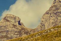 montenegro Het Nationale Park van Durmitor Royalty-vrije Stock Fotografie