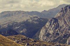 montenegro Het Nationale Park van Durmitor Royalty-vrije Stock Afbeelding