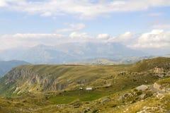 montenegro Het Nationale Park van Durmitor Stock Fotografie