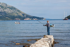 Montenegro, Jun 2014 Royalty Free Stock Photos