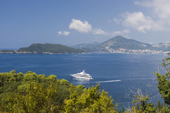 Montenegro-Küste Lizenzfreie Stockfotografie
