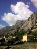 Montenegro. Kotor – mediterranean fjord Royalty Free Stock Photos